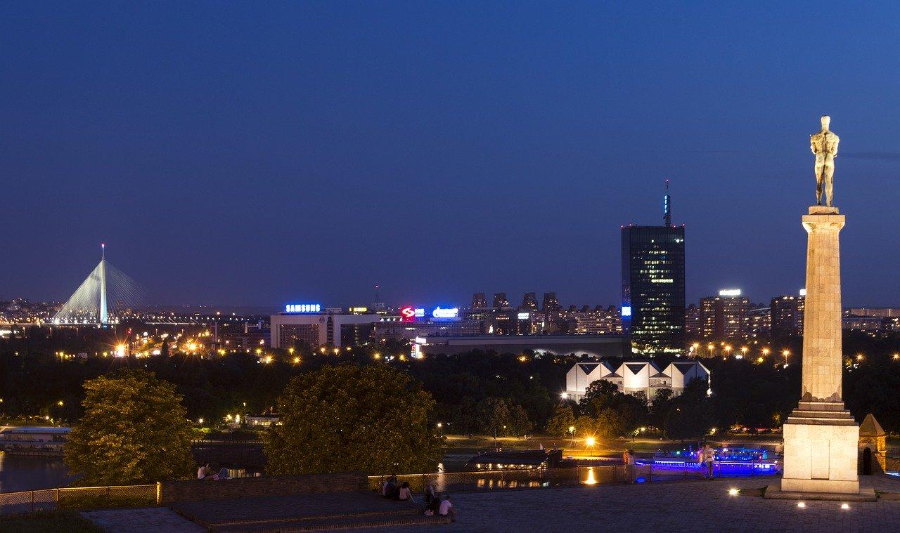 Zašto slaviti Novu godinu u Beogradu?