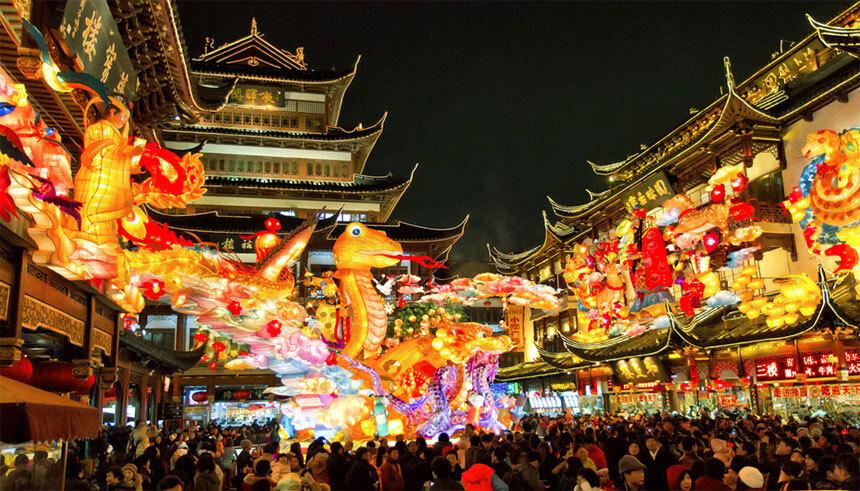 Kada je kineska Nova godina?