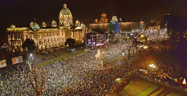 Ko peva za doček Nove godine 2021 na trgu u Beogradu?