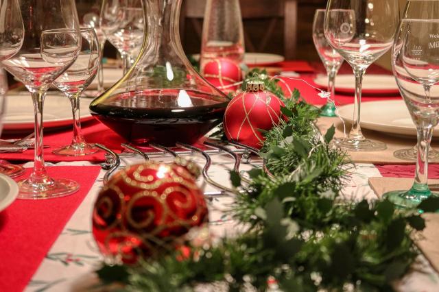 Doček Nove godine u restoranima
