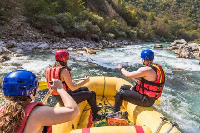 Najbolji rafting Tarom