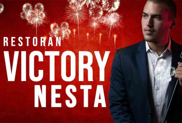 Restoran Victory i Nesta vas pozivaju na najbolju novogodišnju noć