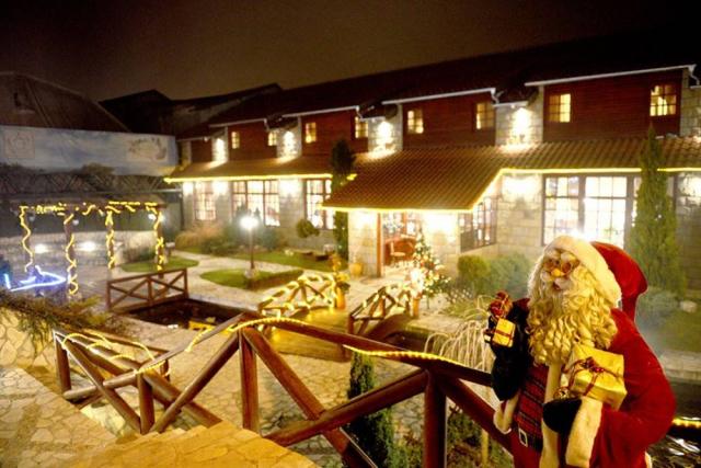 Uživajte za bogat doček Nove godine u hotelu Balašević