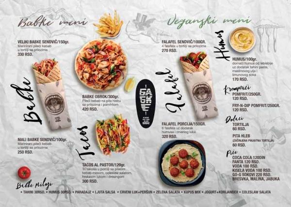 najbolji falafel u beogradu