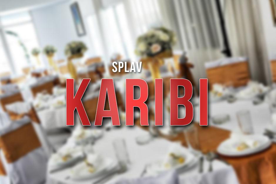 Splav Restoran Karibi Doček Nove godine 2019
