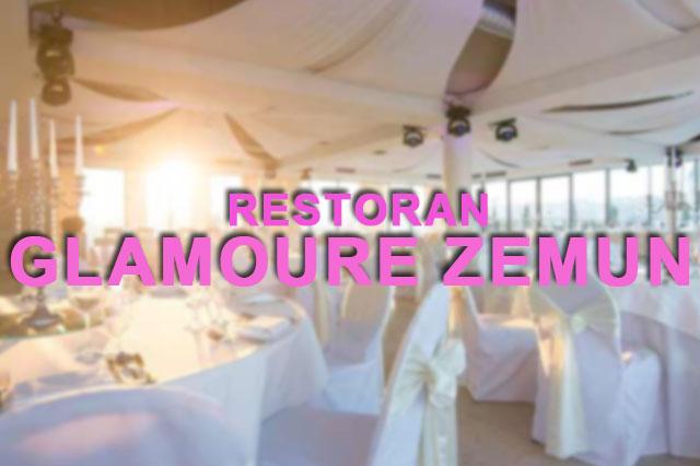 Restoran Glamoure Zemun Doček Nove godine