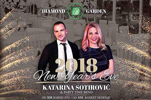 Diamond Garden Doček Nove godine