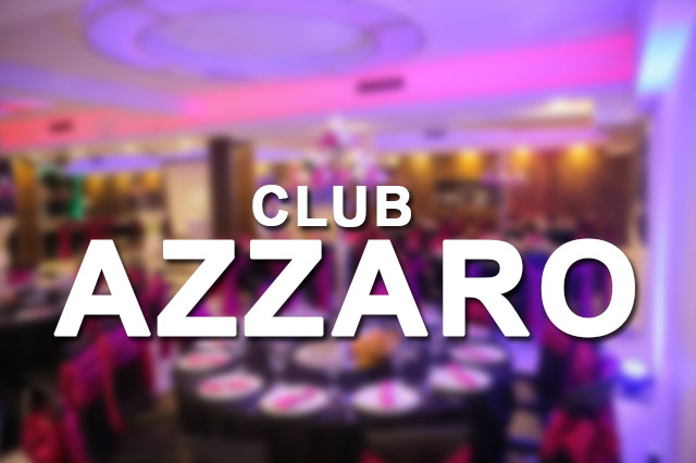 Club Azzaro Doček Nove godine