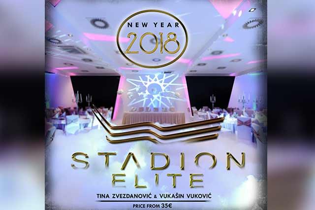 Restoran Stadion Elite Nova godina 2019