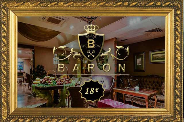 Baron Bar Doček Nove 2019. godine