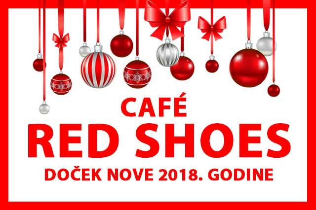 Red Shoes Cafe Doček Nove godine