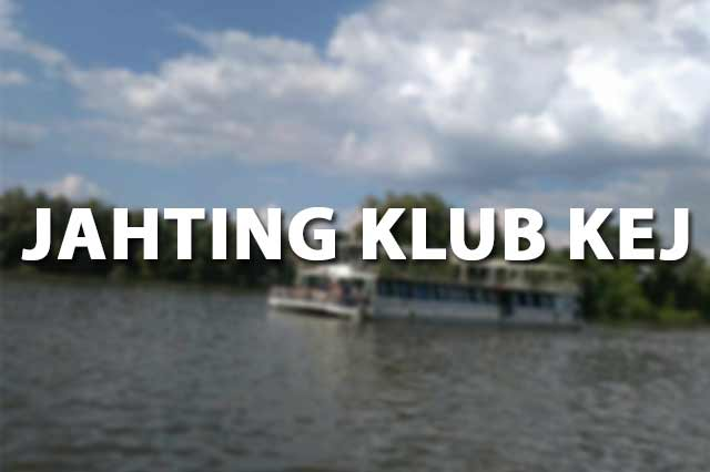 Jahting Klub Kej Brod 1 Doček Nove 2019. godine
