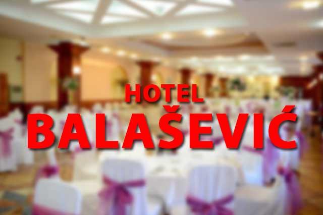 Hotel Balašević Doček Nove godine 2019