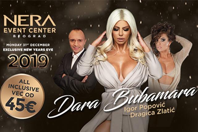 Nera Event Centar Doček Nove godine 2019