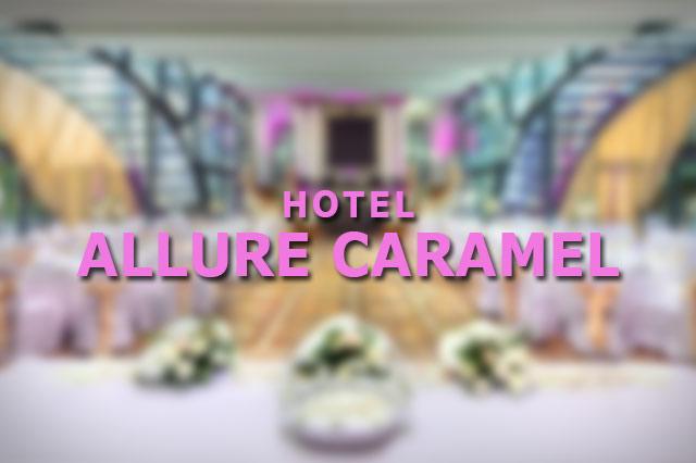 Hotel Allure Caramel Doček Nove godine