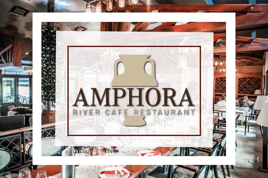 Restoran Amphora Doček Nove godine 2019