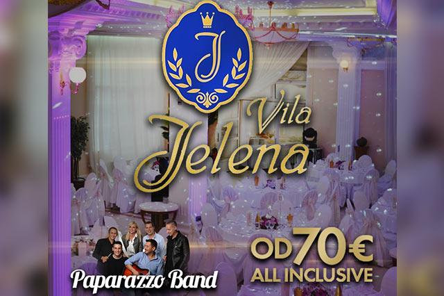 Vila Jelena Nova godina 2019