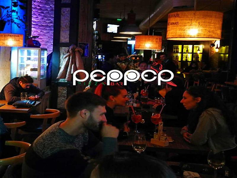 Doček Nove 2019. godine u Pepper baru!