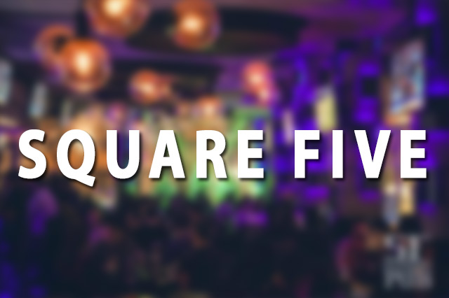 Sqaure Five Pub Doček Nove godine