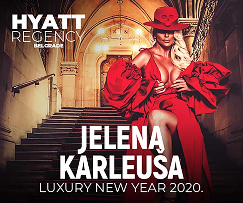 Hotel Hyatt Nova godina