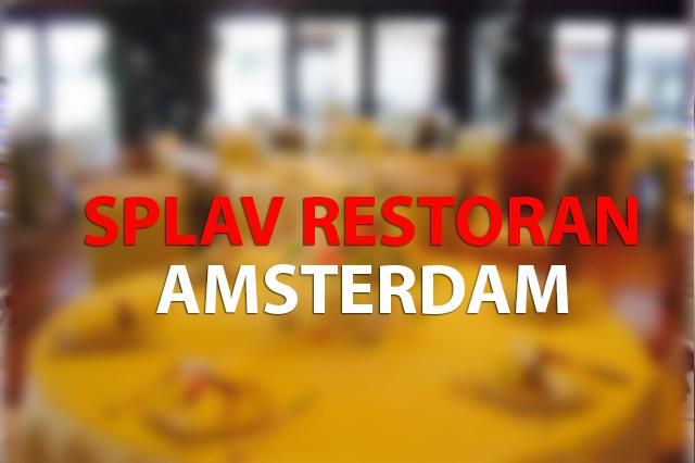 Splav Restoran Amsterdam Doček Nove godine
