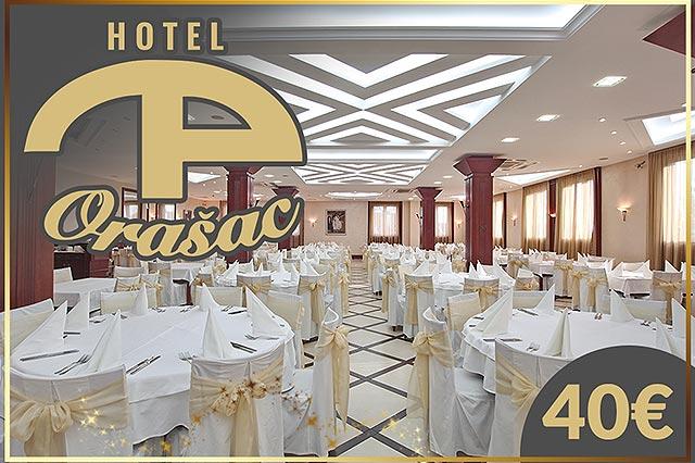 Hotel Orašac Doček Nove godine