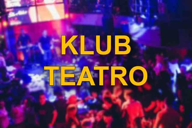 Klub Teatro Doček Nove godine
