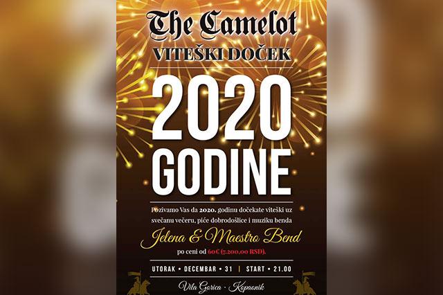THE CAMELOT, Kopaonik Nova godina
