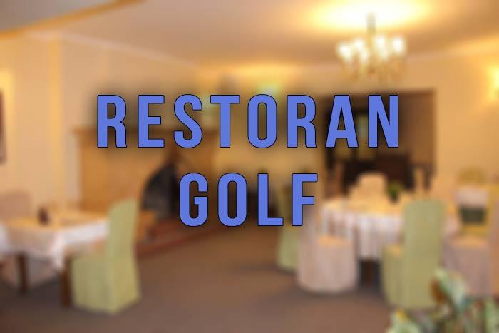 Restoran Golf Doćek Nove godine