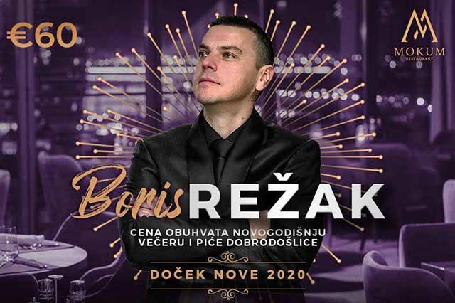 Restoran Mokum Doček Nove godine