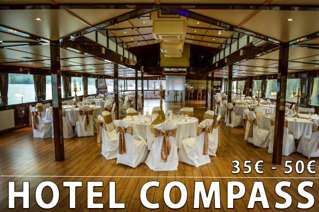 Hotel Compass Doček Nove godine