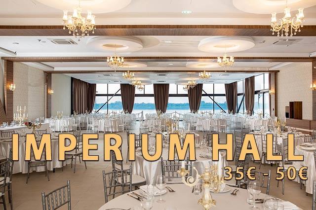 Restoran Imperium Hall Doček Nove godine