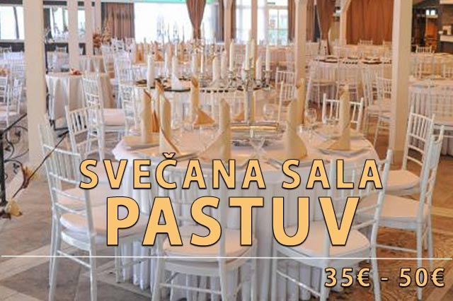 Svečana sala Pastuv Nova godina