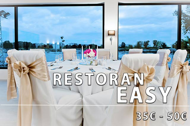 Restoran Easy Nova godina