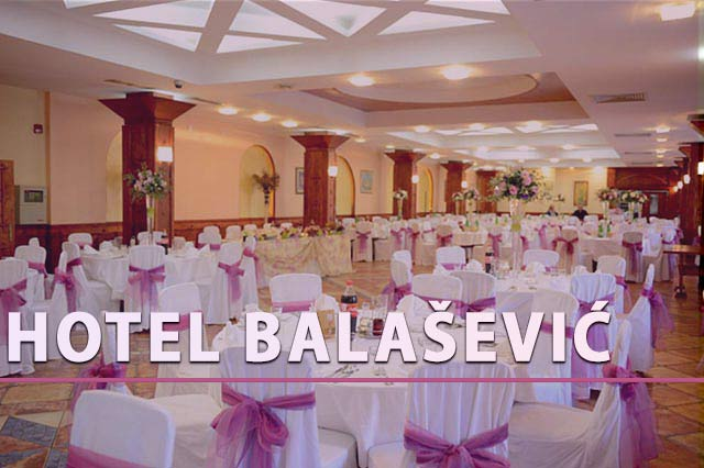 Hotel Balašević Srpska Nova godina