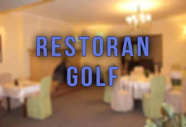 Restoran Golf Doček Nove godine