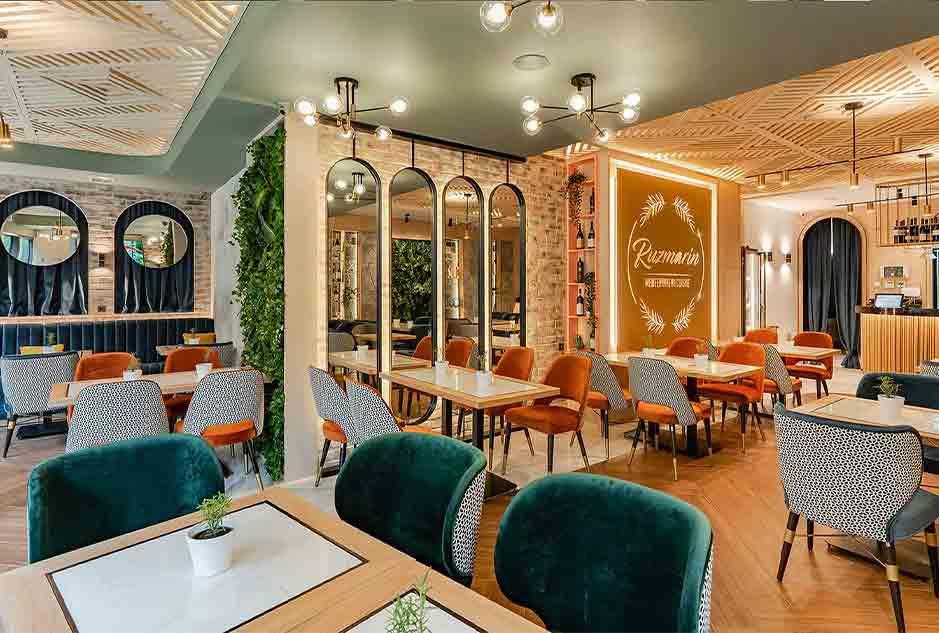 Restoran Ruzmarin matinee doček Nove godine