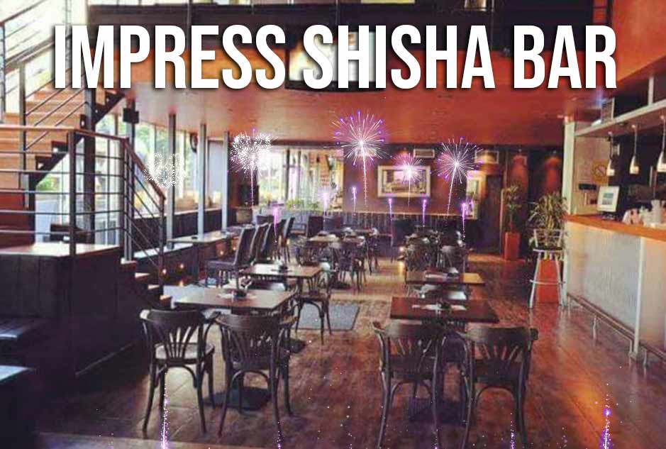 Impress Shisha Bar Nova godina