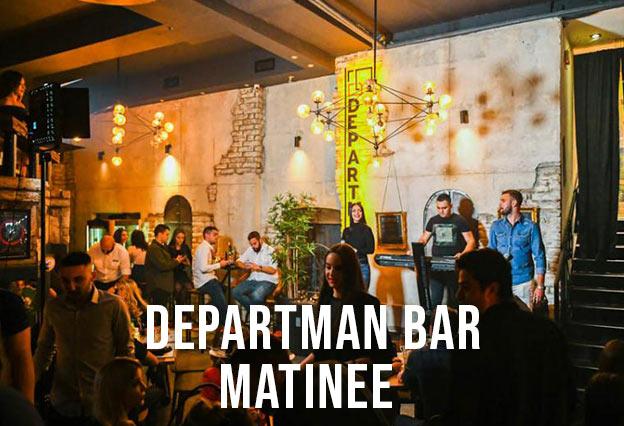 Departman bar Matinee Doček Nove godine