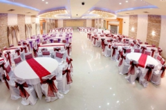 restoran exclusive hall docek nove godine