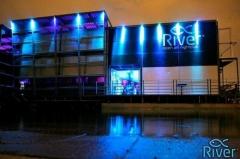 splav river docek nove godine