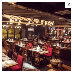 klub restoran Baraka nova godina