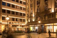 Hotel Majestic docek nove godine