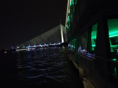 jahting klub kej nova godina brod kej 1