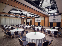 Hilton doček 2020