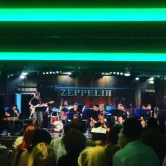 cafe restoran zeppelin docek nove godine