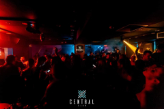 central club docek nove godine