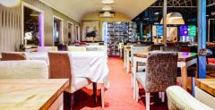Restoran vagon victoria docek nove godine