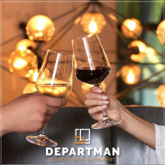 Departman bar Matinee Docek Nove godine
