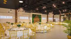 Love House Event Hall Nova godina